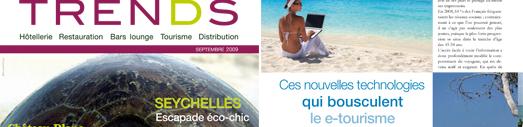 TRENDS e-tourisme