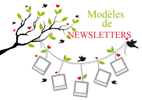 modele de newsletter