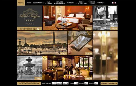 agence web hotel