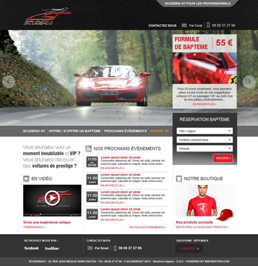 site web scuderiat gt