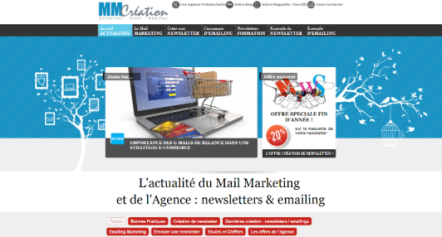 Agence Web Mail Marketing
